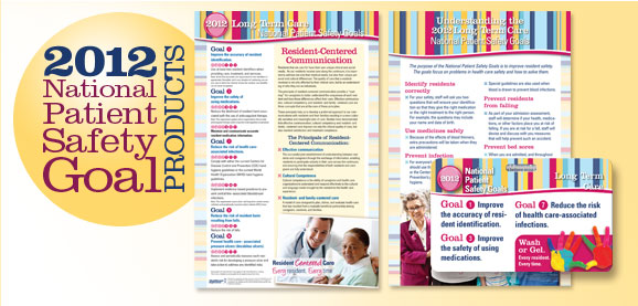 2012 National Patient Safety Goals Posters submited images.