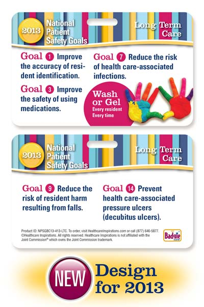 2012 National PT Safety Goals submited images.