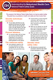 Behavioral Health Staff Poster