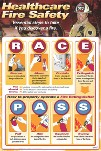 RACE/PASS Fire Safety Poster