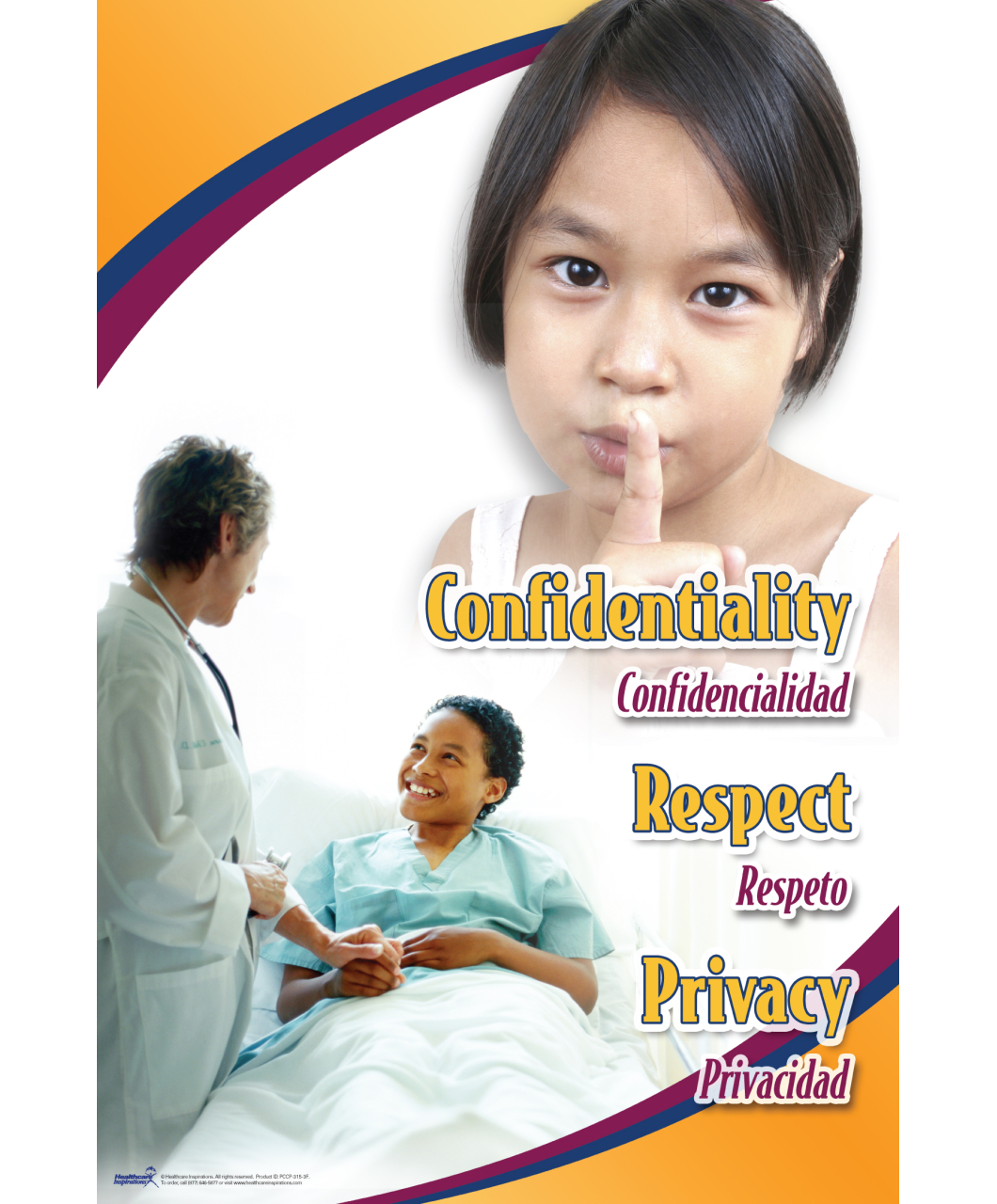 confidentiality poster Confidentiality definition, spoken, written, acted on, etc, in strict privacy or  secrecy  there is a second insurance-related issue that has to do with  confidentiality.