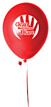 "14"" Red Latex Balloon"