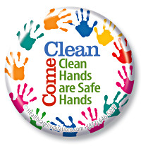 Clean Hands are Safe Hands