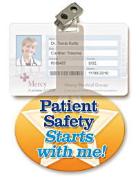 Patient Safety Starts with me! Peek-a-Boo™