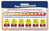 Pain Assessment Badgie™ Card