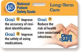 2015 Long-Term Care National Patient Safety Goals