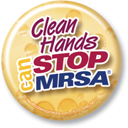 Clean Hands Can STOP MRSA