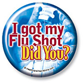 I got my flu shot, did you?