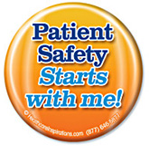 Patient Safety Starts With Me!
