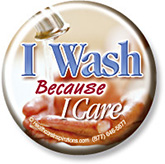 I Wash Because I Care