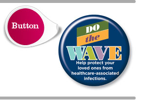 Wave Campaign Button