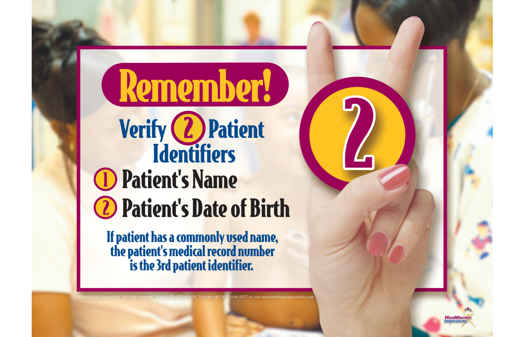 Two Patient Resident Client Identifiers 237