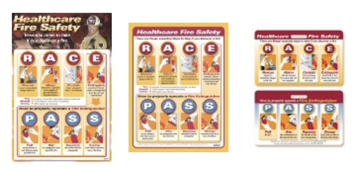 Race/Pass Fire Safety Products
